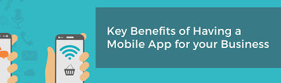 benefits of mobile app text