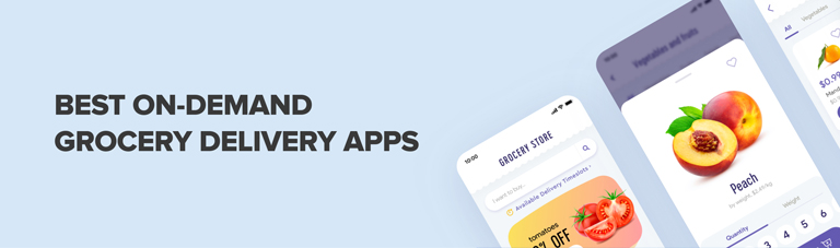 on demand grocery apps india