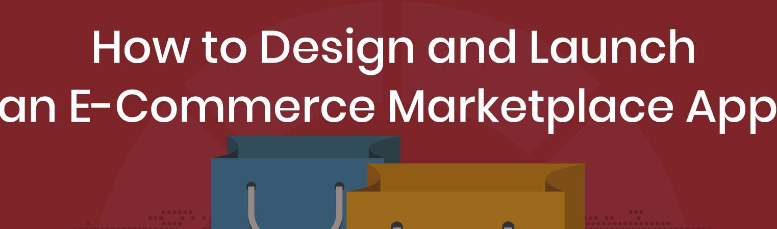 text how to design and launch e commerce app