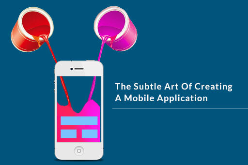 art of creating an app