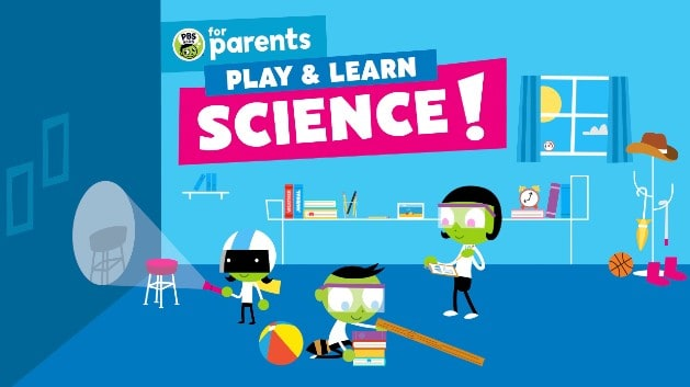 play & learn science